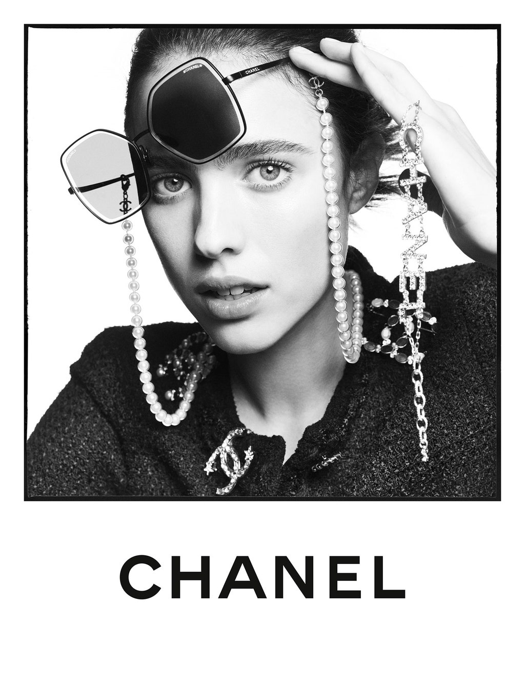 Chanel summer campaign 2020