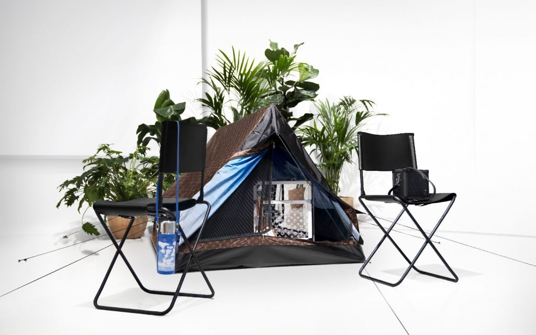 Louis Vuitton sátor